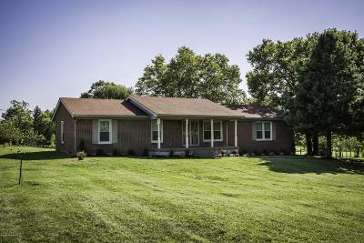 Shelbyville Single Family Home For Sale: 2730 Antioch Rd