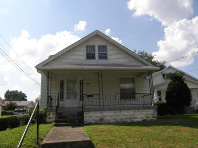 Single Family Home For Sale: 948 Schiller Ave