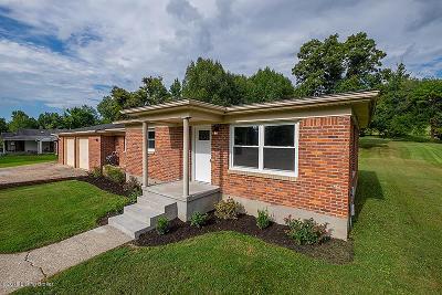 Brooks Single Family Home For Sale: 745 Brooks School House Rd