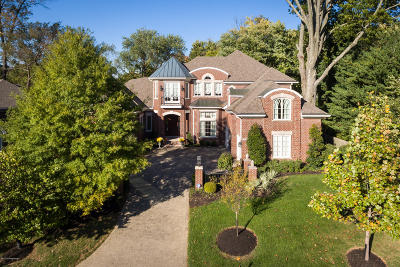 Single Family Home For Sale: 2217 Grove Hill Pl