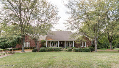 Prospect Single Family Home For Sale: 12004 Charlock Ct