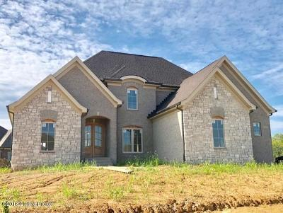 Oldham County Single Family Home Active Under Contract: 6382 Clore Ln