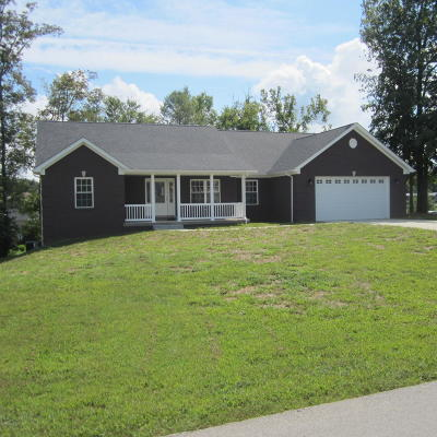 Meade County Single Family Home For Sale: 154 River Cliff Blvd
