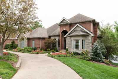 Lake Forest Single Family Home For Sale: 14906 Forest Oaks Dr