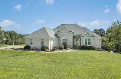 Shelbyville Single Family Home For Sale: 117 Flint Ridge Rd