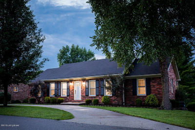 Shelby County Single Family Home For Sale: 15 Cherokee Dr