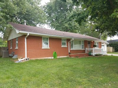 Single Family Home For Sale: 679 Crescent Way