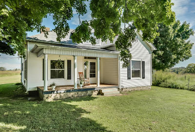 Shelby County Single Family Home For Sale: 306 Buckley Ln