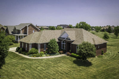 Spencer County Single Family Home For Sale: 148 Andrew Pkwy