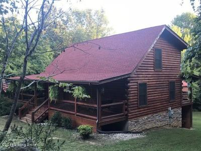 Hart County Single Family Home For Sale: 369 Hide Away Cir