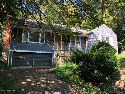 Louisville Single Family Home Active Under Contract: 434 S Hite Ave