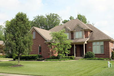 Oldham County Single Family Home For Sale: 2705 Heather Green Blvd