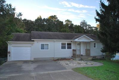 Elizabethtown Single Family Home For Sale: 3803 Deer Haven Dr
