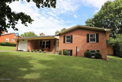 Elizabethtown Single Family Home For Sale: 625 Browns Ln