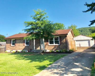 Shepherdsville Single Family Home For Sale: 134 South St