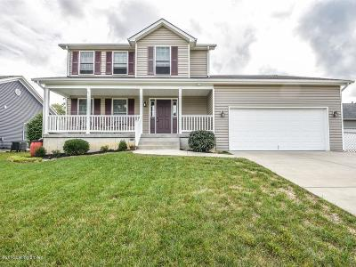 Oldham County Single Family Home Active Under Contract: 5200 Manor Dr