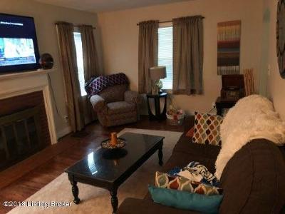St Matthews Rental For Rent: 428 Wallace Ave