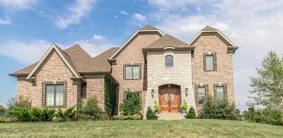Oldham County Single Family Home For Sale: 1013 Poplar Ridge Rd