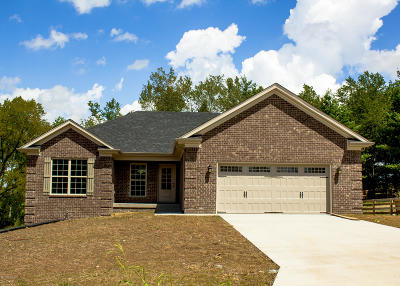 Taylorsville Single Family Home For Sale: 52 Eaglesnest