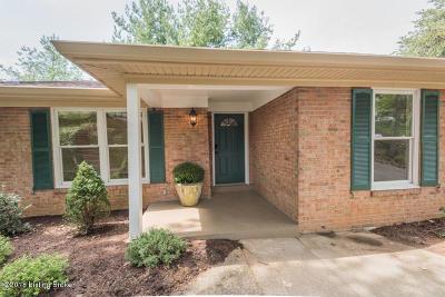 Louisville Single Family Home For Sale: 704 Fairhill Dr