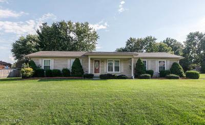 Shepherdsville Single Family Home For Sale: 3406 E Hebron Ln