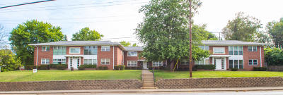 Louisville Condo/Townhouse For Sale: 1745 Newburg Rd #4