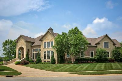 Prospect Single Family Home For Sale: 7811 Farm Spring Dr