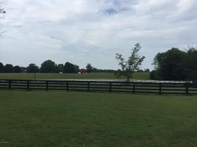 Simpsonville Farm For Sale: 5772 Fisherville Rd