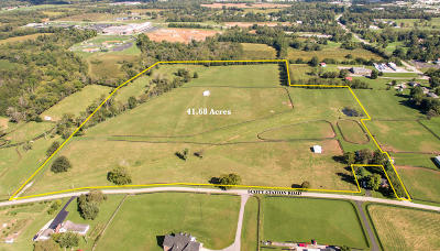 Shelbyville Residential Lots & Land For Sale: 3 Scott Station Rd