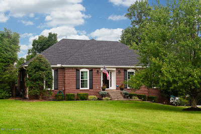 Oldham County Single Family Home For Sale: 5305 Bexley Cove
