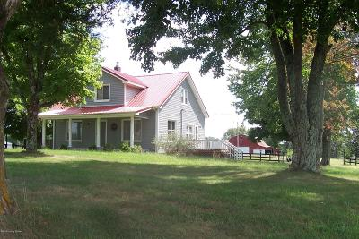 Leitchfield Farm For Sale: 669 McDonald Rd