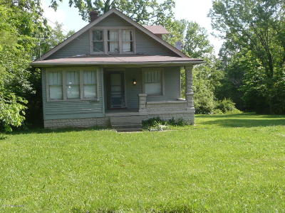 Single Family Home For Sale: 15207 Shelbyville Rd