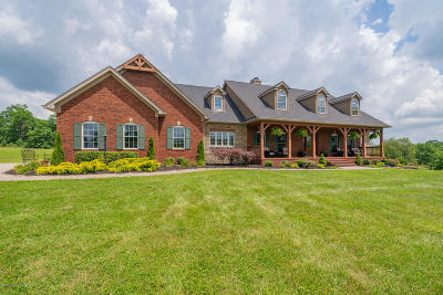 Oldham County Single Family Home For Sale: 4960 Old Sligo Rd