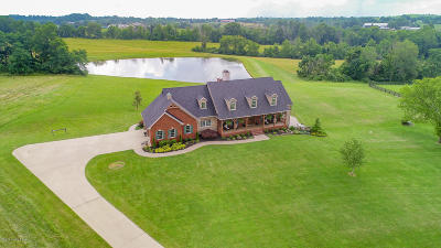 Oldham County Farm For Sale: 4960 Old Sligo Rd