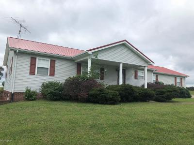 Big Clifty Single Family Home For Sale: 22978 Sonora Hardin Springs Rd