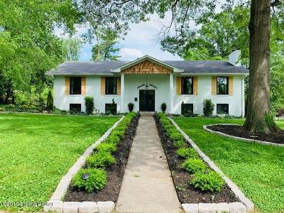 Louisville Single Family Home For Sale: 2621 Fordyce Ln