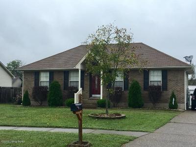 Shepherdsville Single Family Home For Sale: 239 Lakes Of Dogwood Blvd