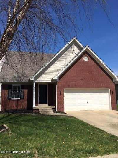 Louisville Rental For Rent: 8210 Grandel Pl