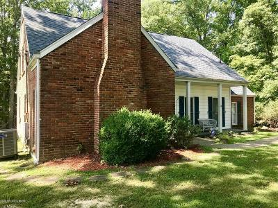 Meade County Single Family Home For Sale: 574 Lakeshore Pkwy