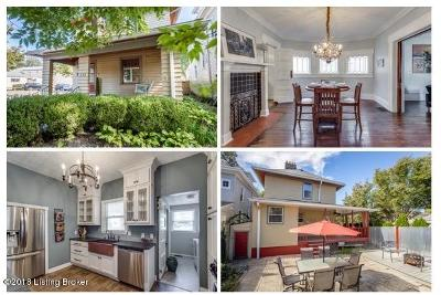 Single Family Home For Sale: 111 S Hite Ave