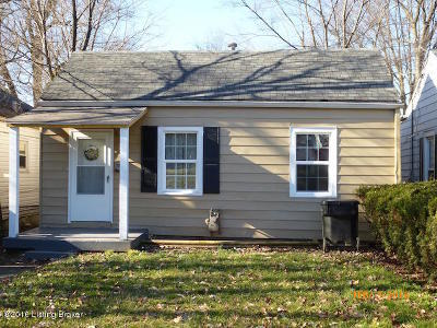 Louisville Rental For Rent: 1136 Lincoln Ave