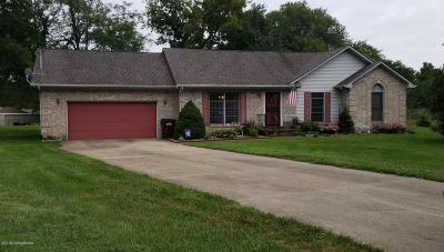 Bullitt County Single Family Home For Sale: 261 Sycamore Ln