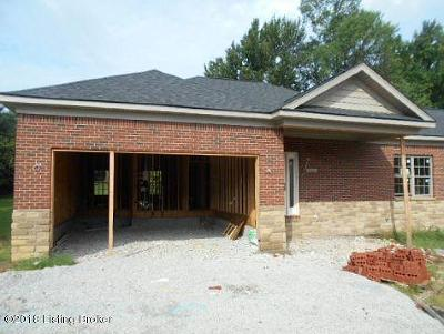 Condo/Townhouse For Sale: Lot 13 Clover Trace Cir