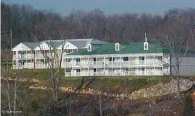 Meade County Condo/Townhouse For Sale: 108 Lookout Drive
