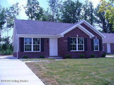 Louisville Rental For Rent: 9511 Brady John Ct