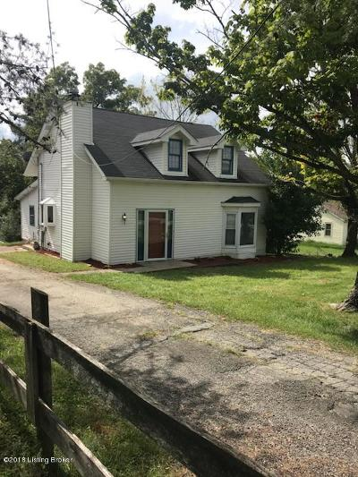 Oldham County Single Family Home For Sale: 1422 Fendley Mill Rd
