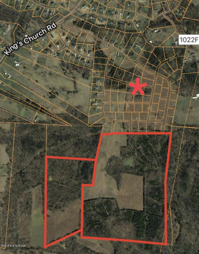 Taylorsville Residential Lots & Land For Sale: Carriagewaye Farms