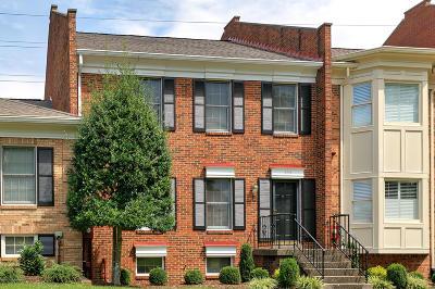 Louisville Condo/Townhouse For Sale: 5542 Tecumseh Cir