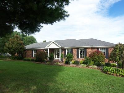 Nelson County Single Family Home For Sale: 762 Poplar Flat Rd