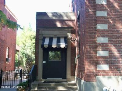 Louisville Rental For Rent: 1408 S Second St #203